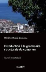introduction grammaire comorien